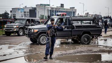 Elections en RDC: 2 policiers et 2 civils tués dans l'ouest