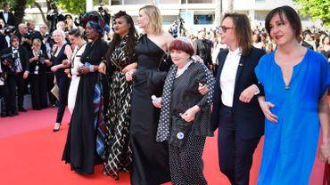 Kristen Stewart, Khadja Nin, Ava DuVernay, Cate Blanchett, et Céline Sciamma