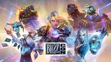 Le salon Blizzcon 2017 a attiré plus de 35.000 gamers à Los Angeles et de nombreux autres en ligne.