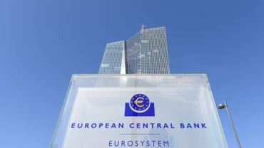 La croissance du PIB de la zone euro de 3,9% attendue en 2021 par l'institution monétaire.