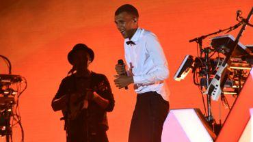 Stromae sur scène
