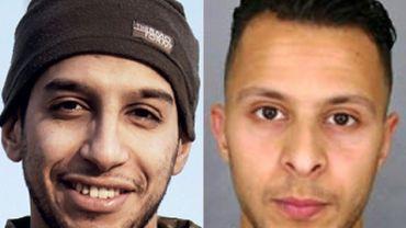 Abdelhamid Abaaoud (à gauche) est soupçonné d'être le coordinateur des attentats perpétrés à Paris et en Ile-de-France le 13 novembre 2015.
