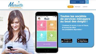 Mariette.be, la plateforme de tous les titres-services