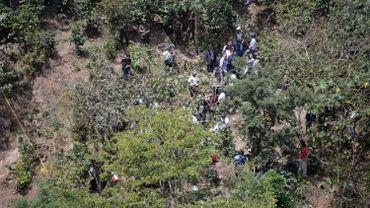 Guatemala: crash d'un avion avec une tonne de cocaïne, un mort