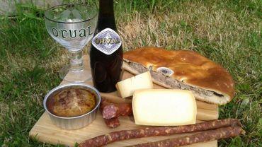 Orval : sa bière, son abbaye et le terroir Gaumais.