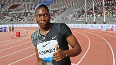 L'Afrique du Sud fait appel du jugement controversé du TAS sur l'athlète Caster Semenya
