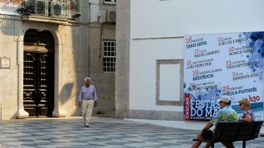 Portugal: les retraités manifestent contre les mesures d'austérité