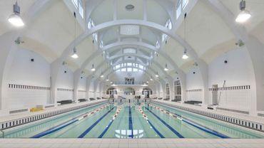 Une piscine parisienne chauffée par un data-center