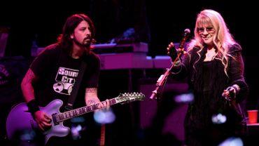 Dave Grohl et Stevie Nicks