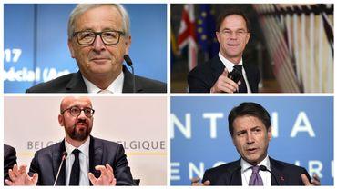 Attaque à Strasbourg: les chefs d'État européens manifestent leur soutien aux victimes