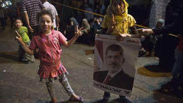 Les manifestants pro-Morsi ne désarment pas