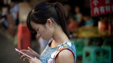 """Conçu par l'éditeur chinois Nikki Games, """"Amoureuse et productrice"""" reprend les codes des """"otome"""", ces jeux vidéos originaires du Japon et destinés spécifiquement à un public féminin"""