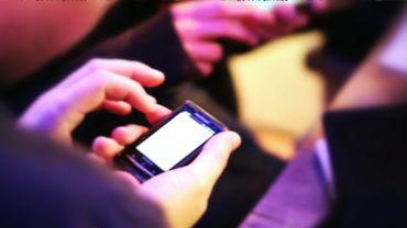 3949 Smartphones sont oubliés ou perdus dans les trains belges en 2016