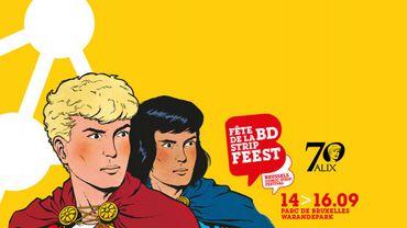 Le héros de bande dessinée Alix débarque au musée