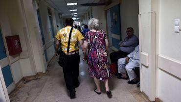 De nombreux Grecs renoncent à se payer une visite dans un hôpital