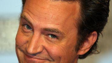 """Matthew Perry retrouvera Courteney Cox pour la cinquième saison de """"Cougar Town"""", lancée le 7 janvier sur la chaîne PBS"""