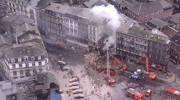 Le 27 janvier 2010, vers 2 heures du matin, le gaz soufflait un immeuble de la rue Léopold en plein centre-ville.