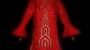 """""""China: Through the Looking Glass"""": Manteau, ca. 1925"""