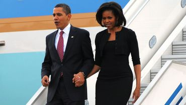 Le couple Obama décroche un gros contrat d'édition chez Penguin (officiel)