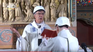 Première messe à Notre-Dame de Paris depuis l'incendie
