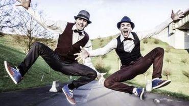 Les Happy Brothers au mieux de leur forme
