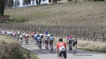 Strade Bianche: deux Belges aux côtés de Van der Poel sur les routes de Toscane
