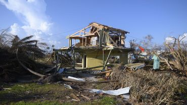 Encore 1.300 personnes portées disparues aux Bahamas après le passage de l'ouragan Dorian
