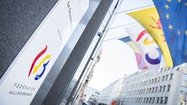 Un jeu de lumières arc-en-ciel sera projeté sur le Parlement de la Fédération Wallonie-Bruxelles