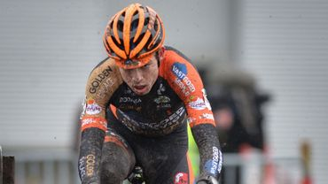 Cyclo-cross: Wout Van Aert