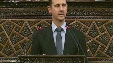 """Assad: la Syrie fait face à un """"plan de destruction"""""""