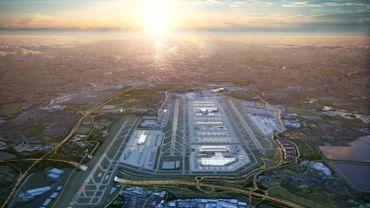 Des militants pour le climat veulent de bloquer l'aéroport de Londres à l'aide de drones