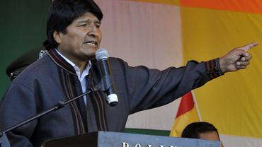 Bolivie: le président Morales expulse l'USAID