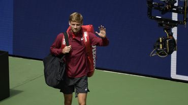 """Goffin s'attend à """"un match piège contre Kukushkin"""" au deuxième tour à Shanghai"""