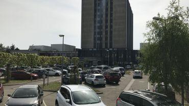 La clinique Saint-Luc de Bouge.