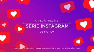 RELANCE : Créez la première fiction Instagram de la RTBF !
