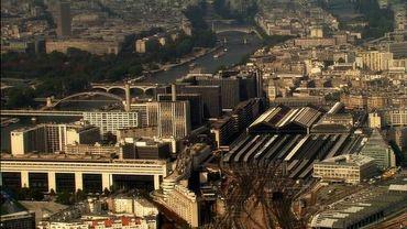 Hors de contrôle : gare de Lyon