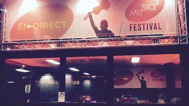 Le Festival en direct sur Musiq'3 : dimanche 3 juillet 2016