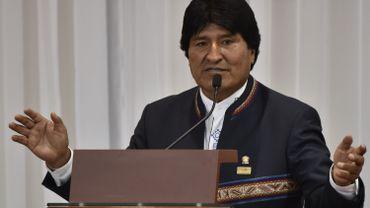 Le président bolivien veut normaliser les relations avec les Etats-Unis sous Trump