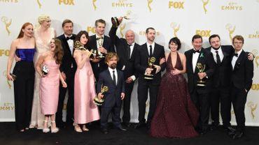 """En 2015, """"Game of Thrones"""" avait remporté 12 Emmy Awards, dont celui de la meilleure série dramatique."""