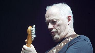 David Gilmour au Grand Rex en 2006