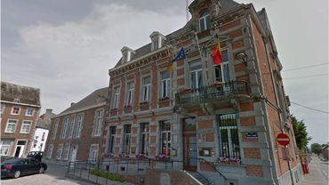 L'hôtel de ville de Philippeville