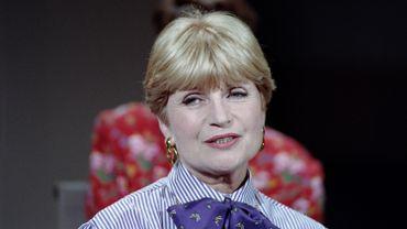 Françoise Dorin en 1988