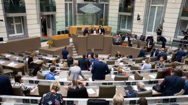 Alerte à la bombe au parlement flamand: l'homme qui a appelé n'a pas lancé d'alerte à la bombe ni menacé d'attentat (parquet)