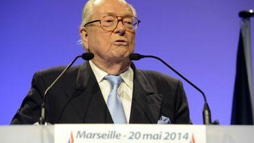 France:  Jean-Marie Le Pen légèrement blessé dans l'incendie de sa maison