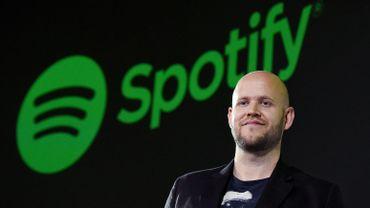 Spotify souhaite entrer en bourse