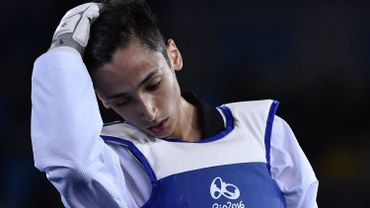 Ketbi battu en quarts de finale des mondiaux