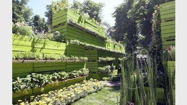 Le Jardin Urbain 2011 Pousse Vers Le Ciel Se Mange Et Fait Rever
