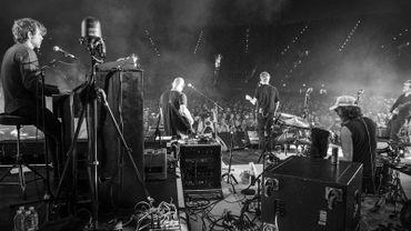 Le groupe The National sera présent sur scène au Pukkelpop 2019.