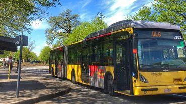Sart-Tilman: dorénavant, les automobilistes croiseront des bus à contre-sens