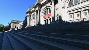 Coronavirus aux USA: le Metropolitan Museum de New York espère une réouverture mi-août